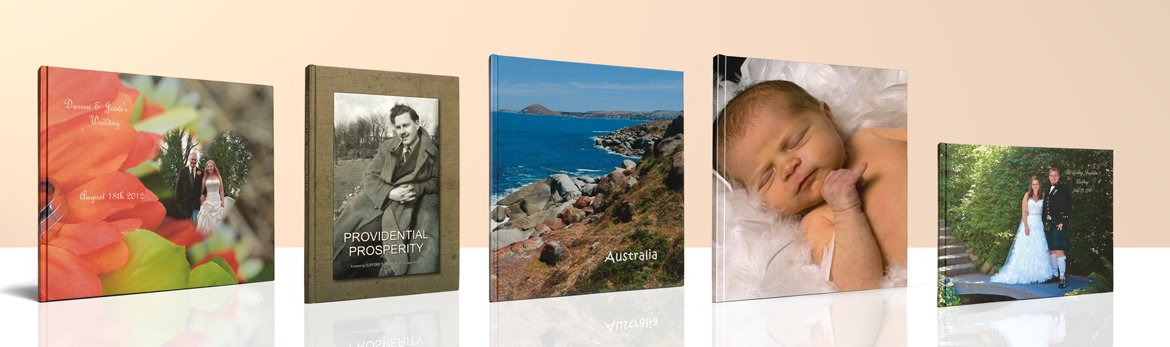 Professional Photo Books & Photo Creation Products Made By You